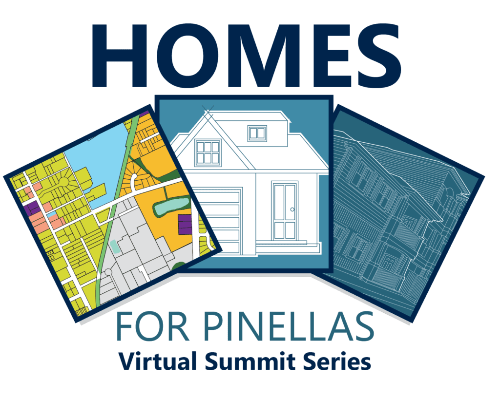 Homes For Pinellas Virtual Summit Logo